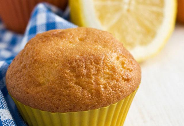 Muffins Légers au Citron WW