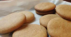 biscuits natures légers à 1 SP