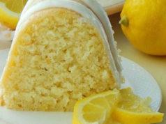 Gâteau au citron léger et rapide WW