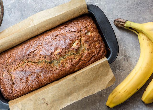 Banana Bread Léger WW