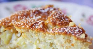 Gâteau léger aux pommes WW