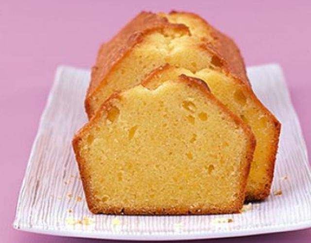 Cake nature au yaourt léger WW