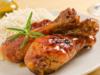 Cuisses de poulet au miel WW