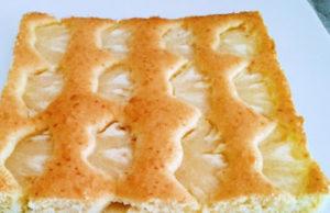 Gâteau léger de semoule à l'ananas WW