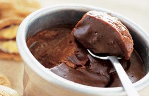 Flan au Chocolat Léger WW