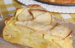 Gâteau invisible aux poires WW, un gâteau léger facile et simple à réaliser.