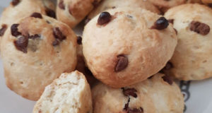 Cookies au yaourt légers et facile WW, de bons cookies légers sans beurre facile et simple à réaliser.