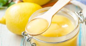 Lemon curd allégé WW
