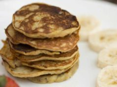 Pancake healty à la banane WW